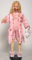 Walking Dead Teddy Bear Girl Animated Prop for $150 + $25 s&h