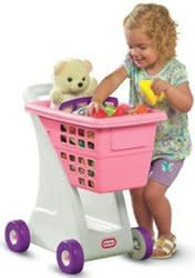 Little Tikes Shopping Cart for $24 + free shipping via Prime