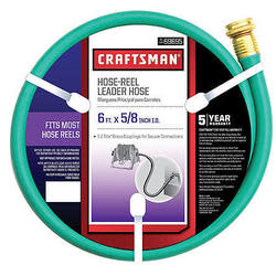Craftsman 6-Foot Leader Hose for $7 + pickup at Sears