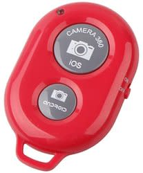 Bluetooth Remote Control Camera Self-Timer for $2 + free shipping