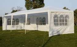 10x30-Foot Outdoor Gazebo Tent Canopy for $98 + free shipping