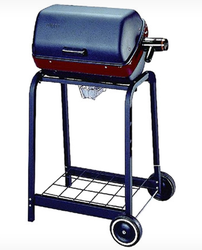 Meco Stand Up Electric Grill & Cart for $130 + free shipping