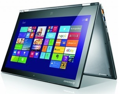 "Lenovo Haswell i5 13"" 3200x1800 Touch Ultrabook for $999 + free shipping"