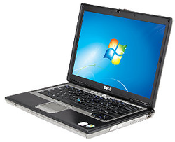 "Refurb Dell Latitude Core 2 Duo 1.66GHz 14"" Laptop for $135 + free shipping"