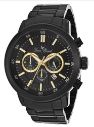 Lucien Piccard Men's Monte Viso Chronograph Watch for $64 + Free shipping