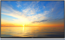 "Panasonic AX800 65"" 4K WiFi LED LCD UHD TV for $3,000 + free shipping"