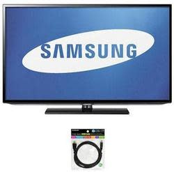 "Samsung 46"" 1080p LED LCD HDTV w/ HDMI Cable for $429 + free shipping"