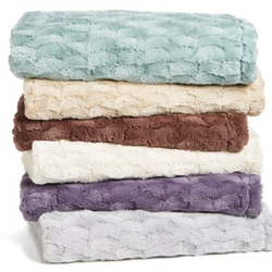 Nordstrom at Home Zigzag Plush Throw for $41 + free shipping