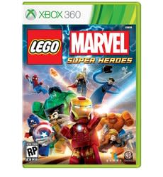 LEGO: Marvel Super Heroes for Xbox 360, Wii U, more for $15 + free shipping