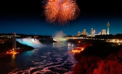 Embassy Suites by Hilton Niagara Falls: 2-Night Stays w/ extras !!from $218!!