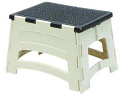 Gorilla Ladders 1-Step Plastic Stool for $8 + pickup at Home Depot