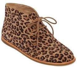Lucky Brand Women's Asherr Lace-Up Booties for $58 + free shipping