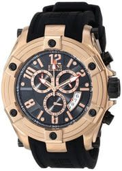 Elini Barokas Men's Gladiator Chronograph Watch for $86 + free shipping