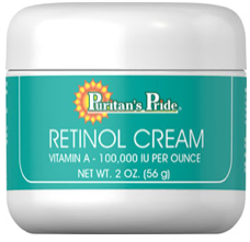 5 Puritan's Pride Retinol Cream w/ Vitamin A 2-oz. Jars for $14 + free shipping