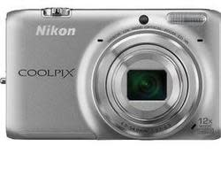 Refurbished Nikon Coolpix S6500 16MP WiFi Camera for $69 + free shipping