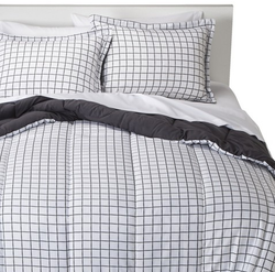 Room Essentials Window Pane Bed in a Bag from $25 + free shipping