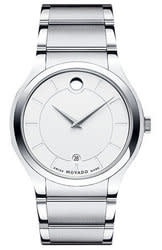 Movado Men's Quadro Watch for $286 + free shipping