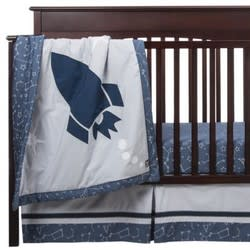TrendLab 3-Piece Crib Set w/ Carter's Crib Liner for $40 + free shipping