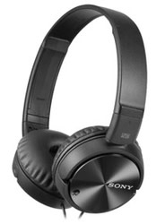 Sony ZX Series Noise-Canceling Headphones for $21