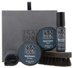 Jos. A. Bank Shoe Care Kit for $5
