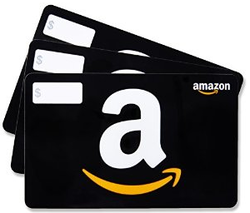 $10 Amazon Credit for free with $50 GC purchase