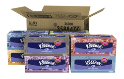 Kleenex Ultra Soft Facial Tissue 16-Pack for $14