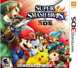 Super Smash Bros. for Nintendo 3DS for $26