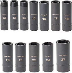 Craftsman 12-Piece Impact Socket Set for $40