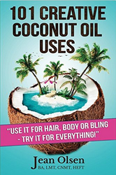 """101 Creative Coconut Oil Uses"" Kindle eBook free"