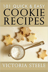 """101 Quick & Easy Cookie... "" Kindle eBook free"