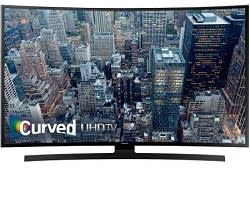 "Refurb Samsung 55"" Curved 4K UHD Smart TV for $650"