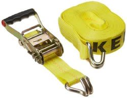 Keeper Heavy Duty Ratcheting Tie Down for $10