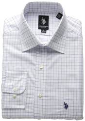 U.S. Polo Assn. Men's Dress Shirt from $10