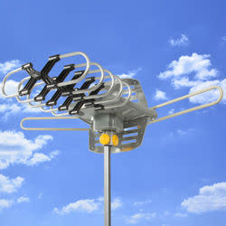Best Choice HDTV Rotor Outdoor Antenna for $36