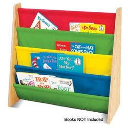 Tot Tutors Book Rack for $24