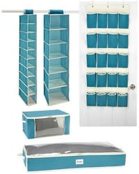 Isaac Mizrahi 5-Piece Storage Set for $60
