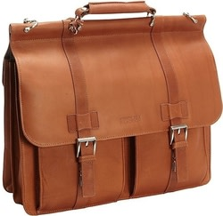 "Kenneth Cole Reaction 15"" Laptop Bag for $100"
