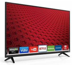 "Refurb Vizio 48"" 120Hz 1080p LED LCD Smart TV $280"