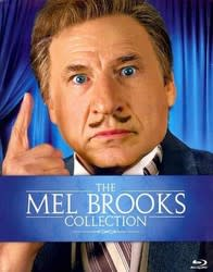 The Mel Brooks Collection on Blu-ray for $25