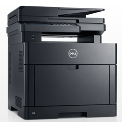 Dell All-in-One Color Laser WiFi Printer for $140