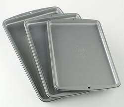 Food Network 3-Piece Cookie Sheet Set for $8