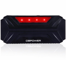 DBPower Jump Starter / 16,500mAh Power Bank $70