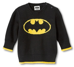 Batman Pullover Sweater