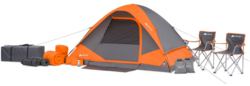 Ozark Trail 22-Piece Camping Combo Set for $109