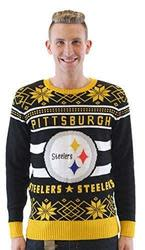 NFL Team Logo Ugly Christmas Sweater
