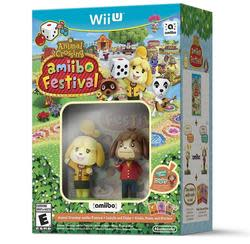 Animal Crossing Festival Wii U, Amiibo 3-Pack $22