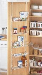 14-Piece Kitchen Shelving System for $14