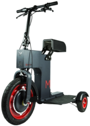 Acton M Foldable Electric Sit / Stand Scooter $699
