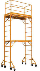 Metaltech 12-Foot Maxi Square Scaffold Tower $475