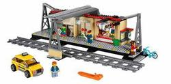 LEGO City Trains Train Station for $41